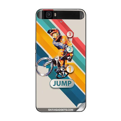 1 2 3 Jump For GOOGLE NEXUS 6P Skin