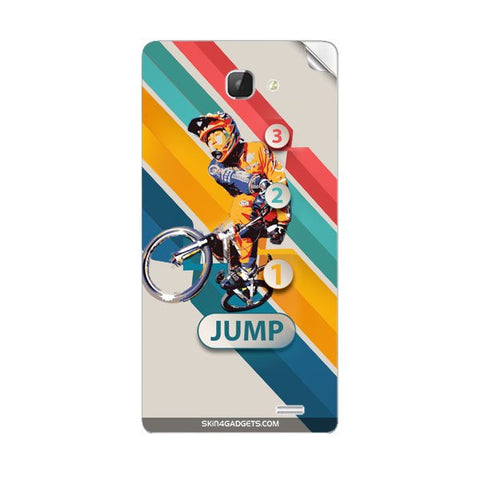 1 2 3 Jump For INTEX AQUA I5 Skin