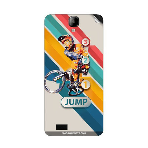 1 2 3 Jump For INTEX AQUA AMAZE Skin