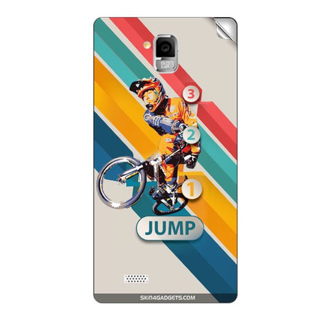 1 2 3 Jump For INTEX AQUA I5 MINI Skin