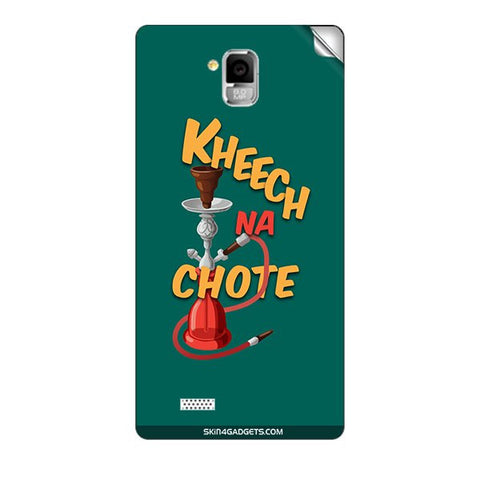 Kheech na Chote For INTEX AQUA I5 MINI Skin