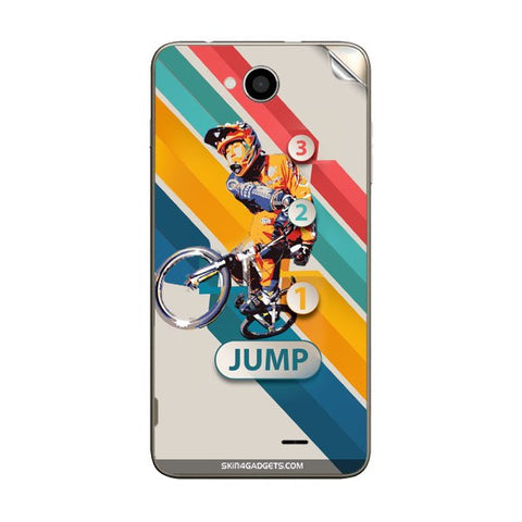1 2 3 Jump For INTEX AQUA-LIFE-III Skin