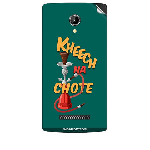Kheech na Chote For INTEX AQUA N8 Skin