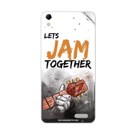 Lets Jam Together For INTEX AQUA Q3 Skin