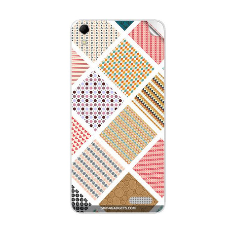 Varied Pattern For INTEX AQUA Q3 Skin