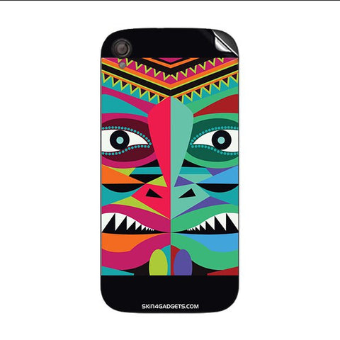 Tribal Face For INTEX AQUA SLICE Skin