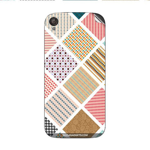 Varied Pattern For INTEX AQUA SLICE Skin