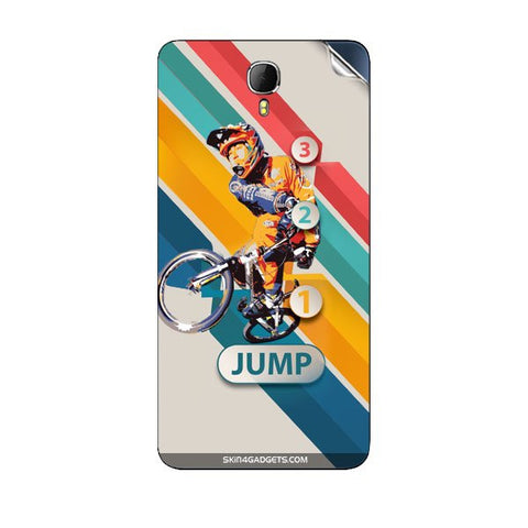1 2 3 Jump For INTEX AQUA STAR II Skin
