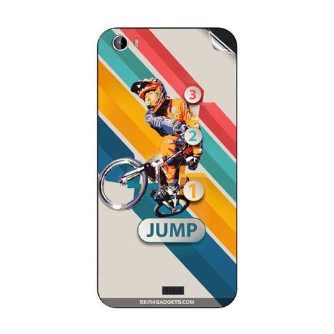 1 2 3 Jump For INTEX AQUA TURBO 4G Skin