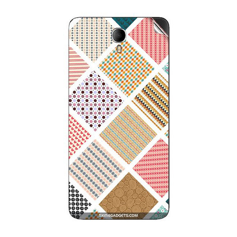 Varied Pattern For INTEX CLOUD M6 Skin