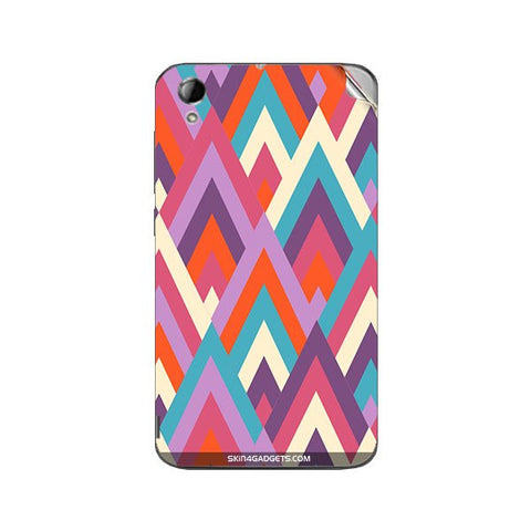 Peaks For KARBONN TITANIUM MACHINE Skin