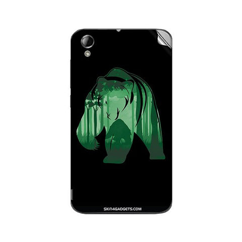 Bear For KARBONN TITANIUM MACHINE Skin
