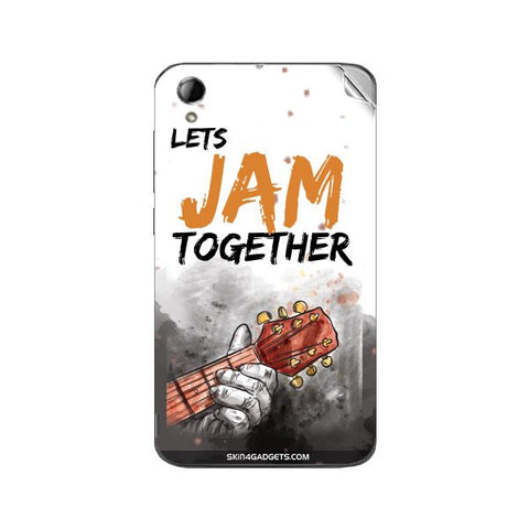 Lets Jam Together For KARBONN TITANIUM MACHINE Skin