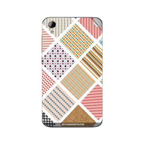 Varied Pattern For KARBONN TITANIUM MACHINE Skin
