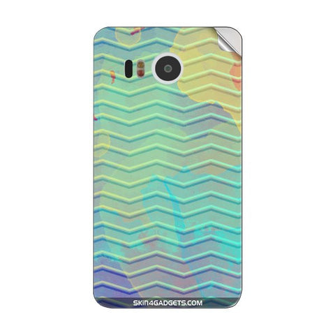 Colourful Waves For GOOGLE NEXUS 5X Skin