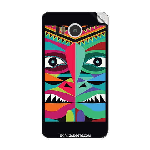 Tribal Face For GOOGLE NEXUS 5X Skin