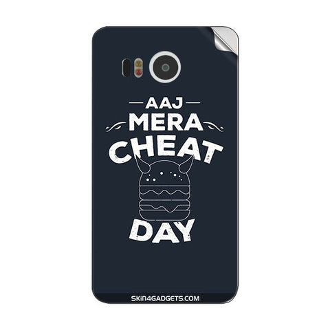 Aaj Mera Cheat Day For GOOGLE NEXUS 5X Skin