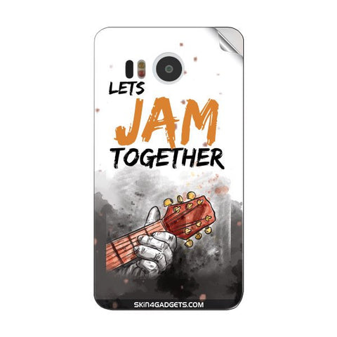 Lets Jam Together For GOOGLE NEXUS 5X Skin
