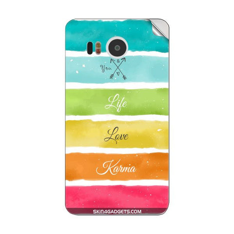 Lets Love Life For GOOGLE NEXUS 5X Skin