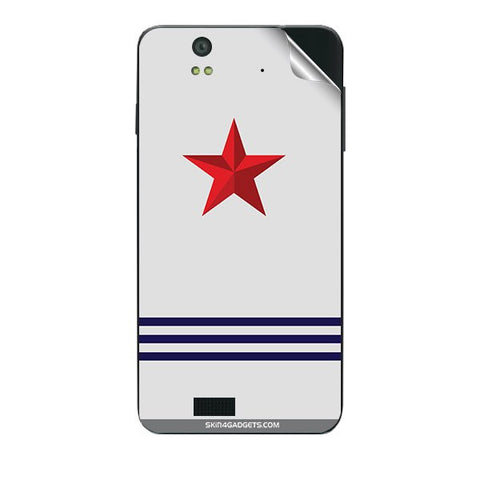 Star Strips For LAVA IRIS X5 Skin