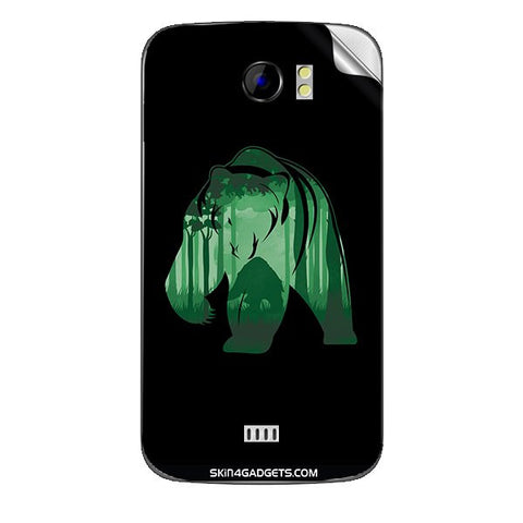 Bear For MICROMAX CANVAS 2 (A110) Skin