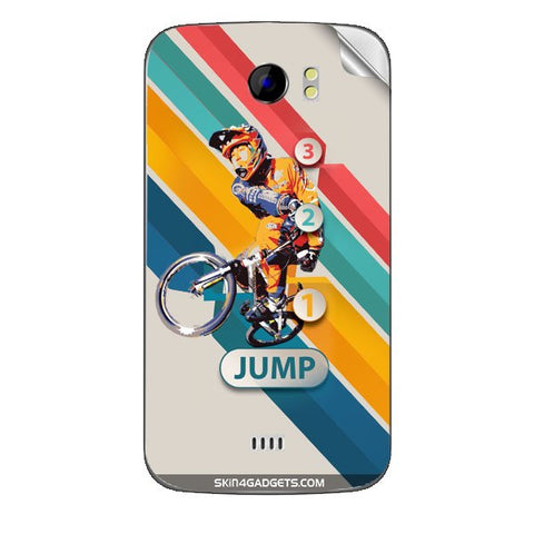 1 2 3 Jump For MICROMAX CANVAS 2 (A110) Skin