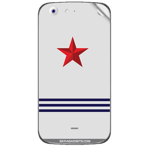 Star Strips For MICROMAX CANVAS 4 (A210) Skin