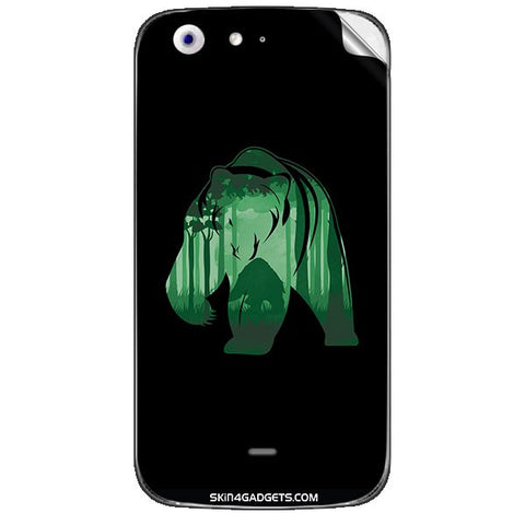 Bear For MICROMAX CANVAS 4 (A210) Skin