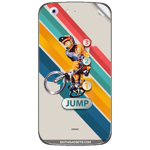 1 2 3 Jump For MICROMAX CANVAS 4 (A210) Skin