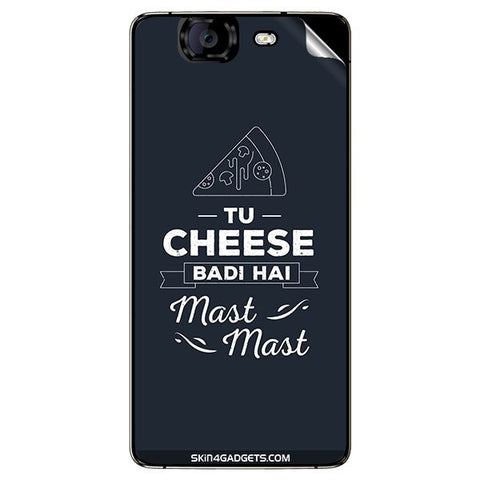 Tu Cheese Badi Hai Mast Mast For MICROMAX CANVAS KNIGHT (A350) Skin