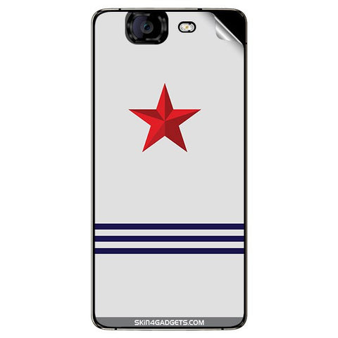 Star Strips For MICROMAX CANVAS KNIGHT (A350) Skin