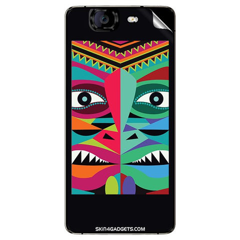 Tribal Face For MICROMAX CANVAS KNIGHT (A350) Skin