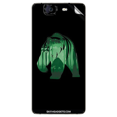 Bear For MICROMAX CANVAS KNIGHT (A350) Skin