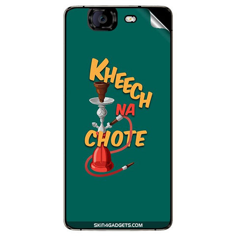Kheech na Chote For MICROMAX CANVAS KNIGHT (A350) Skin