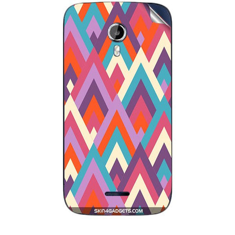Peaks For MICROMAX CANVAS MAGNUS (A117) Skin