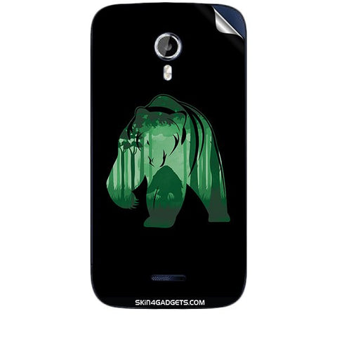Bear For MICROMAX CANVAS MAGNUS (A117) Skin