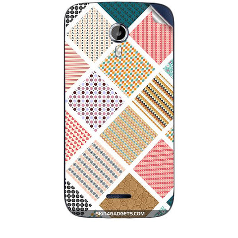 Varied Pattern For MICROMAX CANVAS MAGNUS (A117) Skin