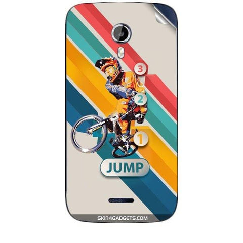 1 2 3 Jump For MICROMAX CANVAS MAGNUS (A117) Skin