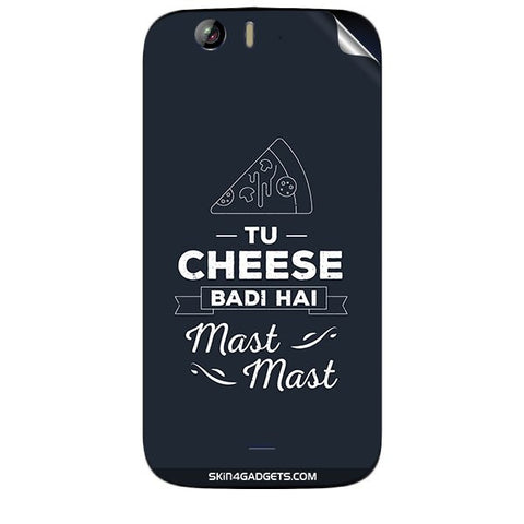 Tu Cheese Badi Hai Mast Mast For MICROMAX CANVAS TURBO (A250) Skin