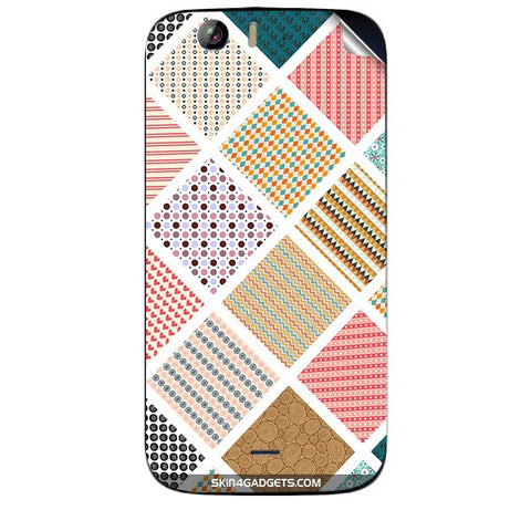 Varied Pattern For MICROMAX CANVAS TURBO (A250) Skin