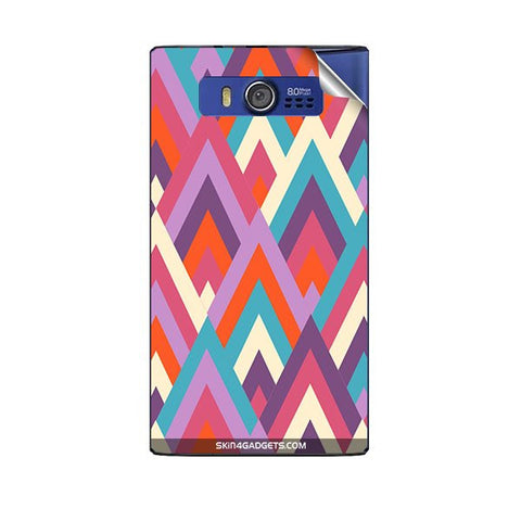 Peaks For MICROMAX A075 Skin