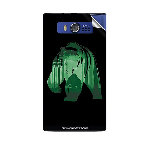 Bear For MICROMAX A075 Skin