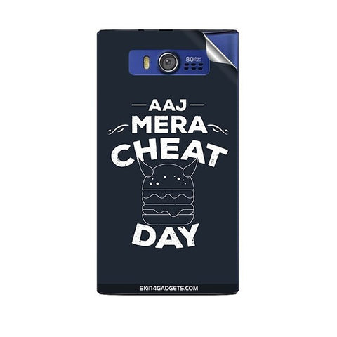 Aaj Mera Cheat Day For MICROMAX A075 Skin