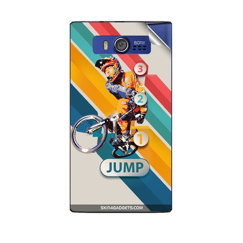 1 2 3 Jump For MICROMAX A075 Skin