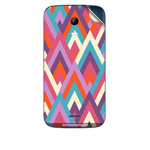 Peaks For MICROMAX A200 Skin