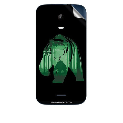 Bear For MICROMAX A200 Skin