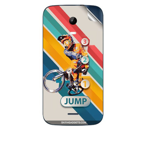 1 2 3 Jump For MICROMAX A200 Skin