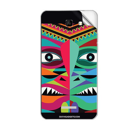 Tribal Face For MICROMAX A109 Skin