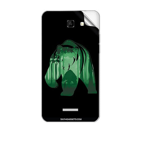 Bear For MICROMAX A109 Skin