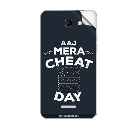 Aaj Mera Cheat Day For MICROMAX A109 Skin